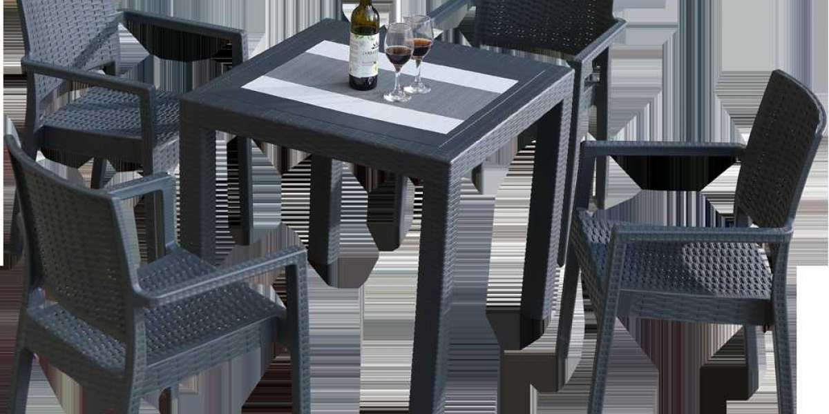Top Benefits of Plastic Rattan Set