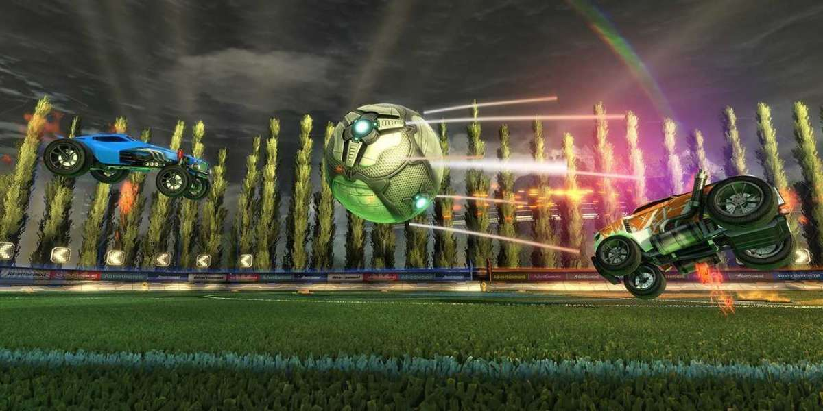 Rocket League, Psyonix announced
